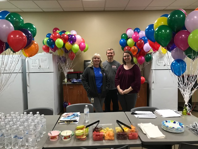UCO United Way Balloon Event 2017